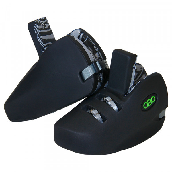 Obo Robo Hi-Rebound PLUS kickers black
