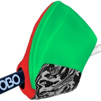Obo Robo Hi-rebound right green/red ML