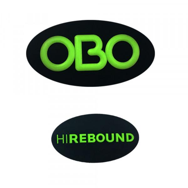 Set OBO logo's