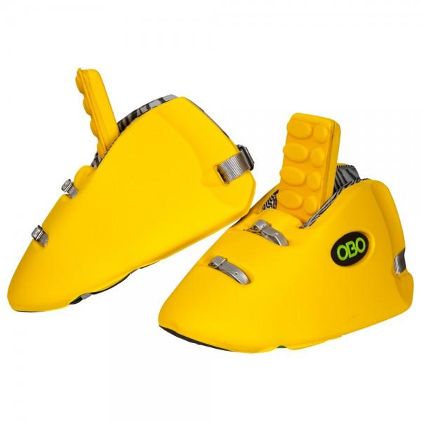 Obo Robo kickers Hi-rebound yellow