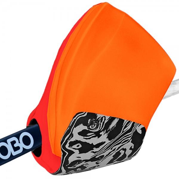 Obo Robo Hi-rebound right orange/red