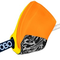 Obo Robo Hi-rebound right orange/yellow ML