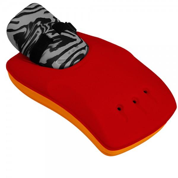 Obo Robo Hi-rebound left orange/red