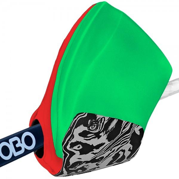 Obo Robo Hi-rebound right green/red