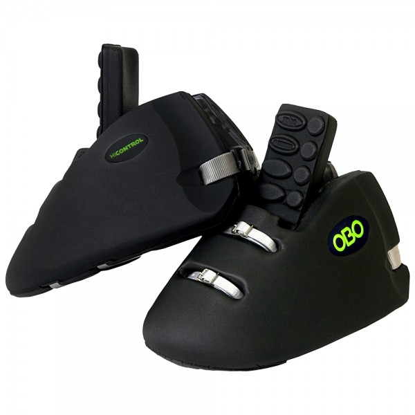 Obo Robo kickers Hi-control black