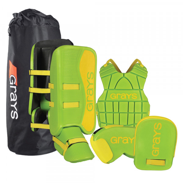 Grays G90 Mini Goalie Set