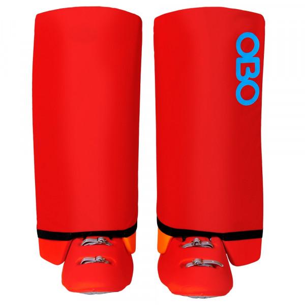 Obo Indoor Slippers red