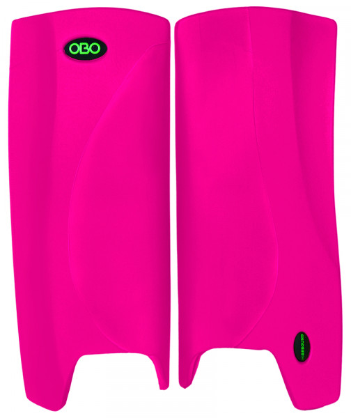 Obo Robo legguards Hi-rebound pink/pink