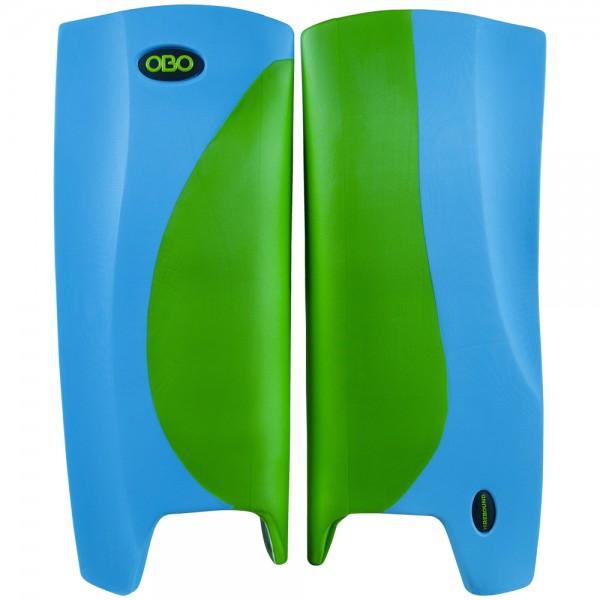 Obo Robo legguards Hi-rebound green/peron