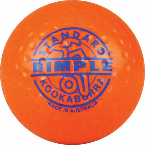 Kookaburra Dimple Standard Orange