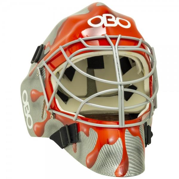 Obo F/G helmet Orange Splatter