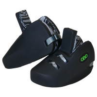 Obo Robo Hi-Rebound PLUS kickers black M