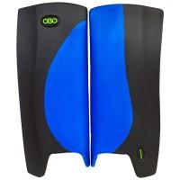 Obo Robo legguards Hi-rebound blue/black M
