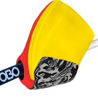 Obo Robo Hi-rebound right yellow/red ML