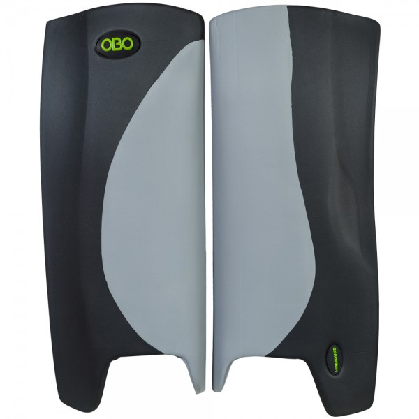 Obo Robo legguards Hi-rebound grey/black