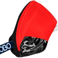 Obo Robo Hi-rebound right red/black ML