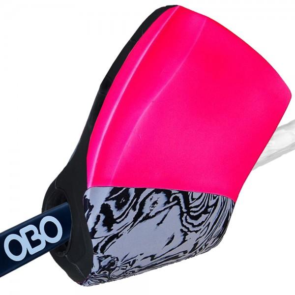 Obo Robo Hi-rebound right pink/black