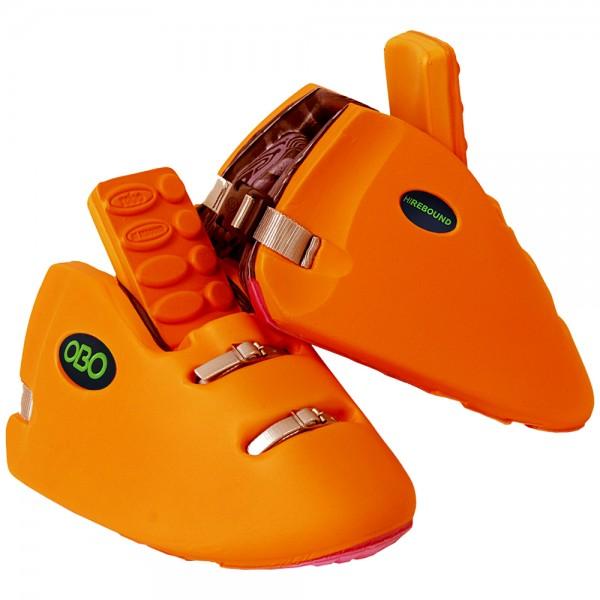 Obo Robo kickers Hi-rebound orange