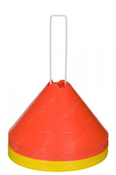 VH afbakenbollen soft groot 20 st. + houder