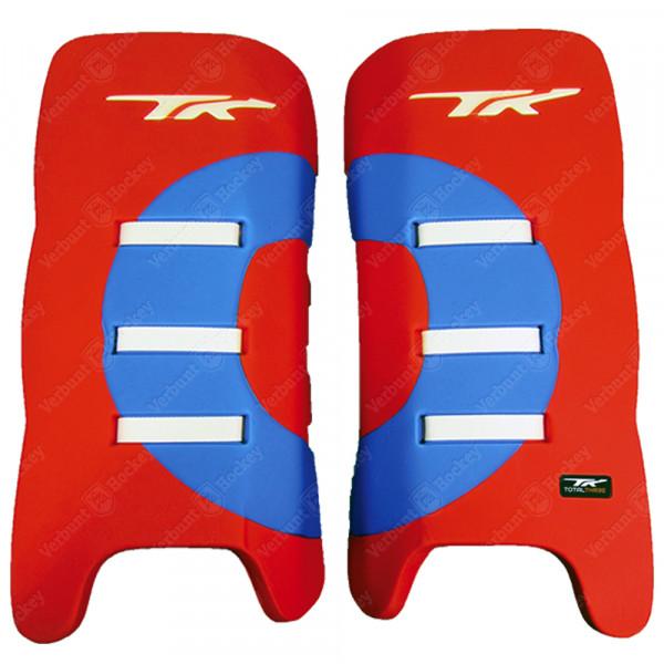 TK 3.1 legguards red