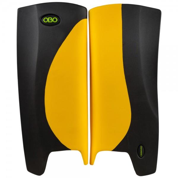 Obo Robo legguards Hi-rebound yellow/black