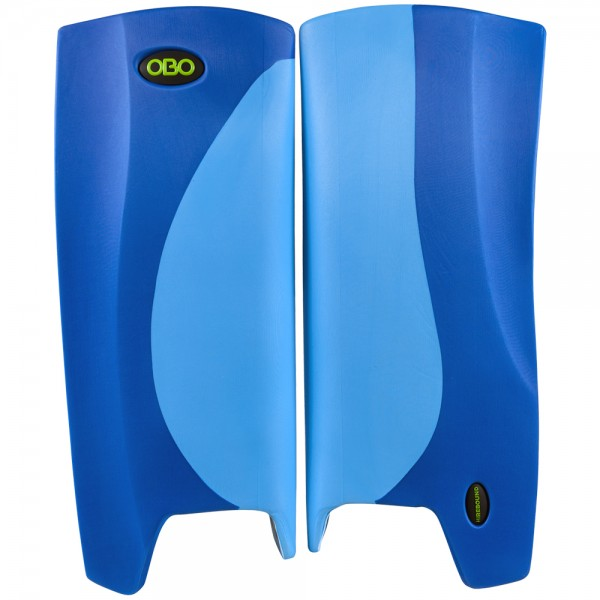 Obo Robo legguards Hi-rebound peron/blue