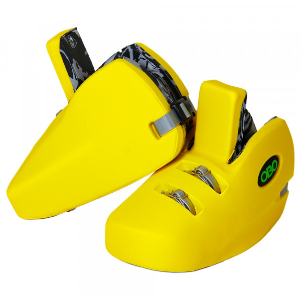 Obo Robo Hi-Rebound PLUS kickers yellow