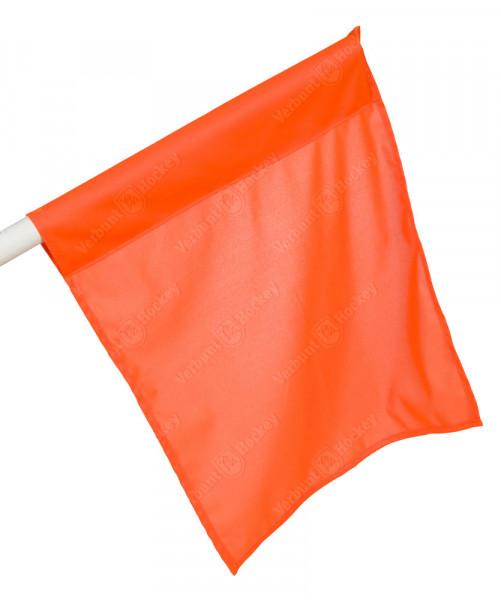 VH losse vlag groot oranje 30mm
