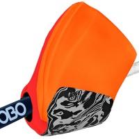 Obo Robo Hi-rebound right orange/red ML