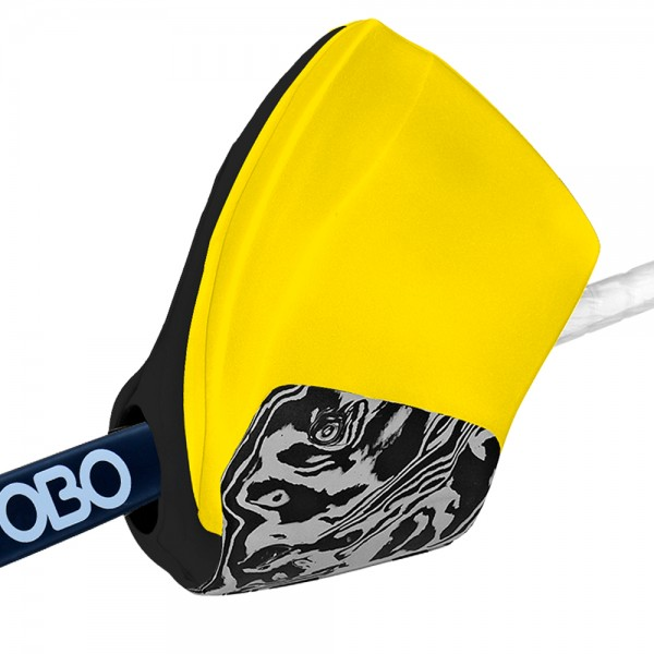 Obo Robo Hi-rebound right yellow/black