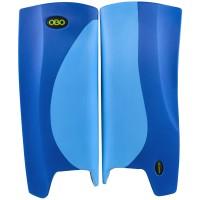 Obo Robo legguards Hi-rebound peron/blue M