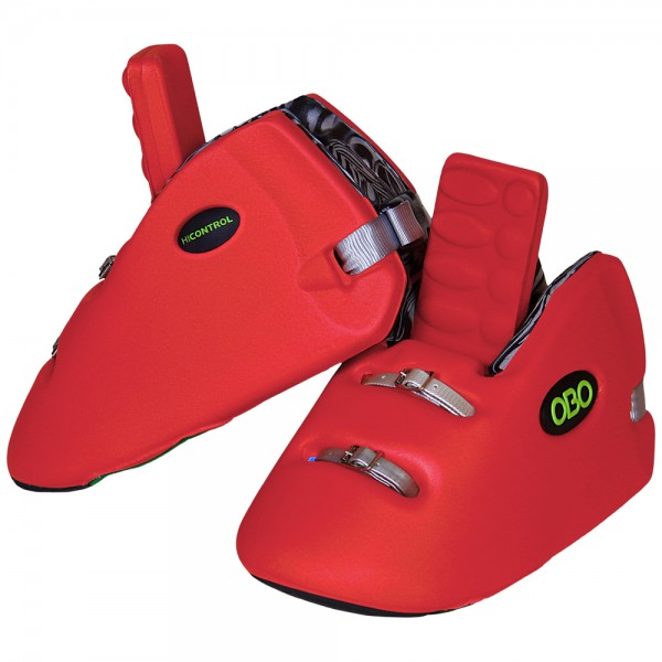 Obo Robo kickers Hi-control red