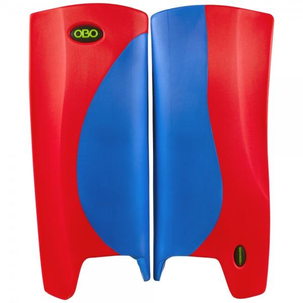 Obo Robo legguards Hi-rebound blue/red