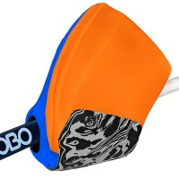 Obo Robo Hi-rebound right orange/blue ML