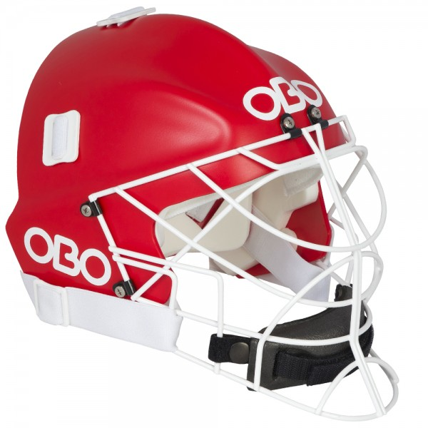 Obo Youth helmet red - tot 11 jaar!