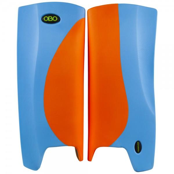 Obo Robo legguards Hi-rebound orange/peron