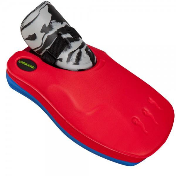 Obo Robo Hi-rebound left blue/red