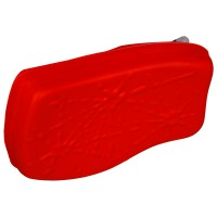Obo handprotector Hi-control left red ML