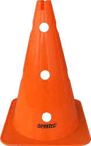 Multifunctionele kegel 40cm oranje