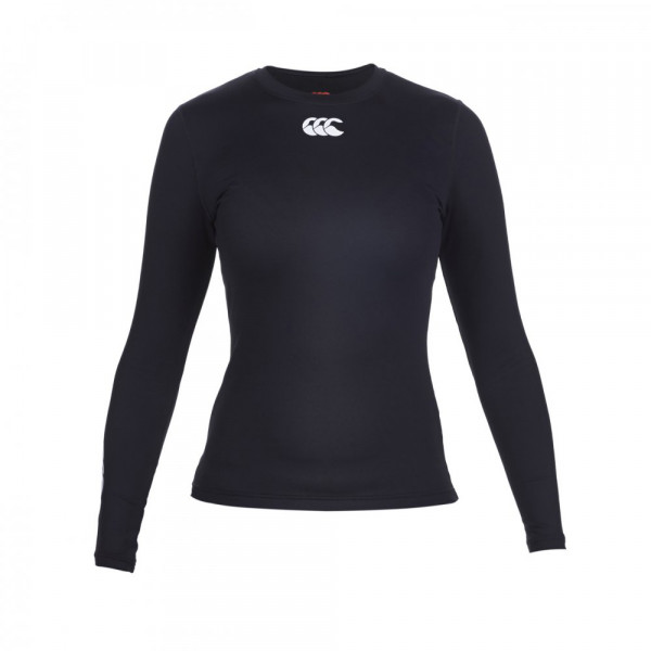 Canterbury women shirt Cold l/s black