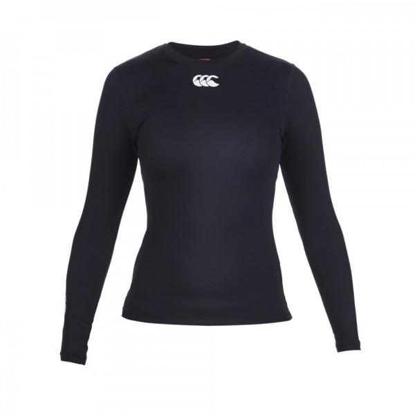 Canterbury women shirt Cold l/s black