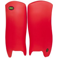 Obo Robo legguards Mini Red M