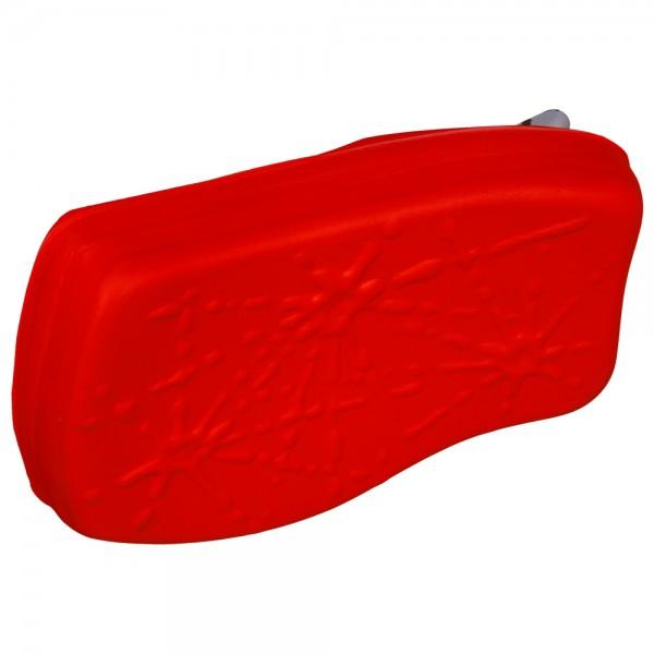 Obo handprotector Hi-control left red