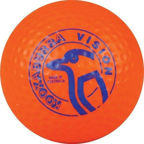 Kookaburra Dimple Vision Orange