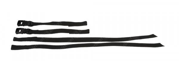 VH Set snelsluiter straps, 1 paar.