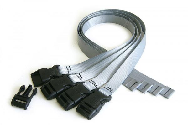 Obo legguard straps 4pc.