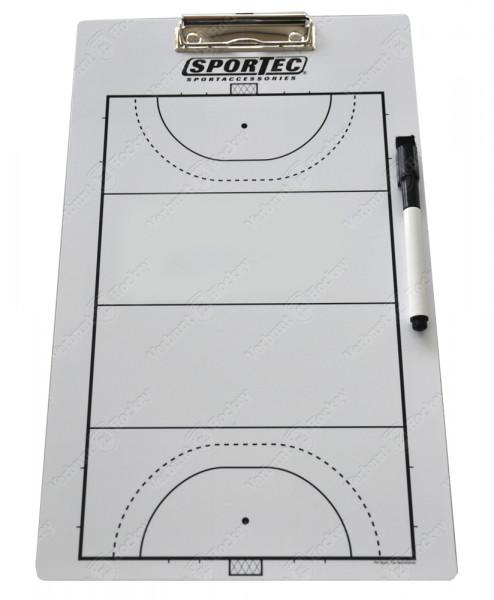 VH Clip/white board met stift 40x24cm