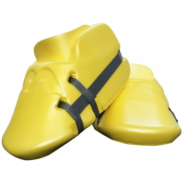 Mercian GEN 0.1 kickers yellow
