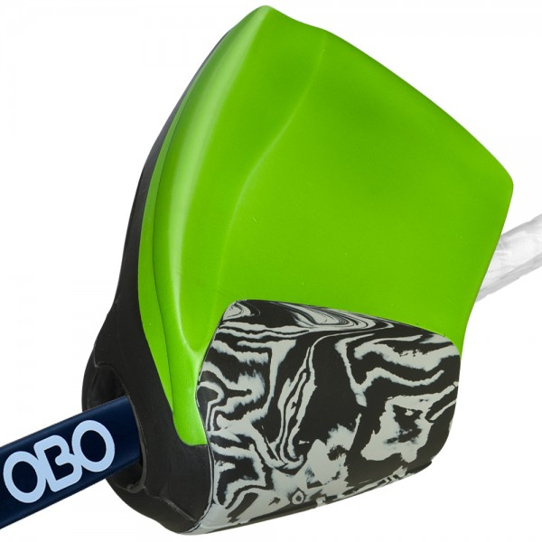 Obo Robo Hi-rebound right green/black