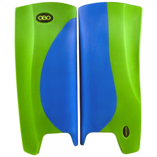 Obo Robo legguards Hi-rebound blue/green